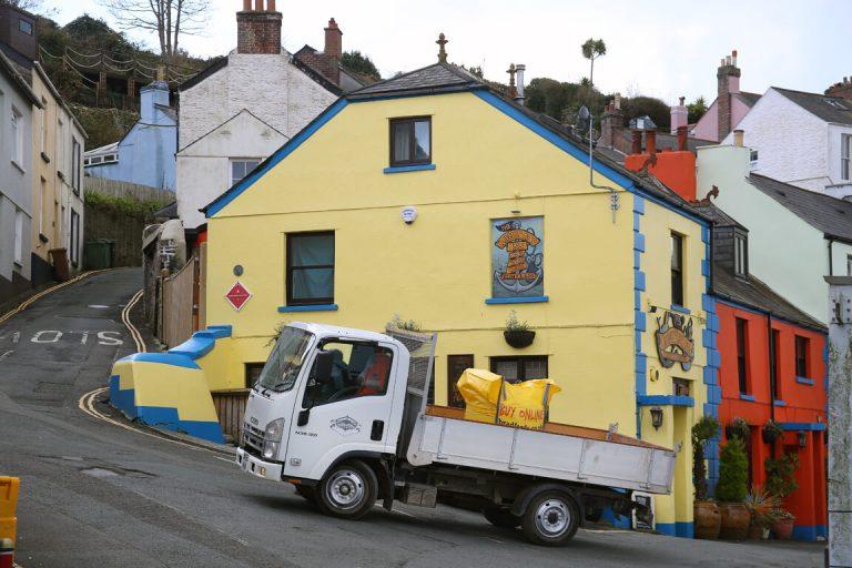 Image of Isuzu Truck UK Anthony Collins N35 3.5 tonne Grafter Truck