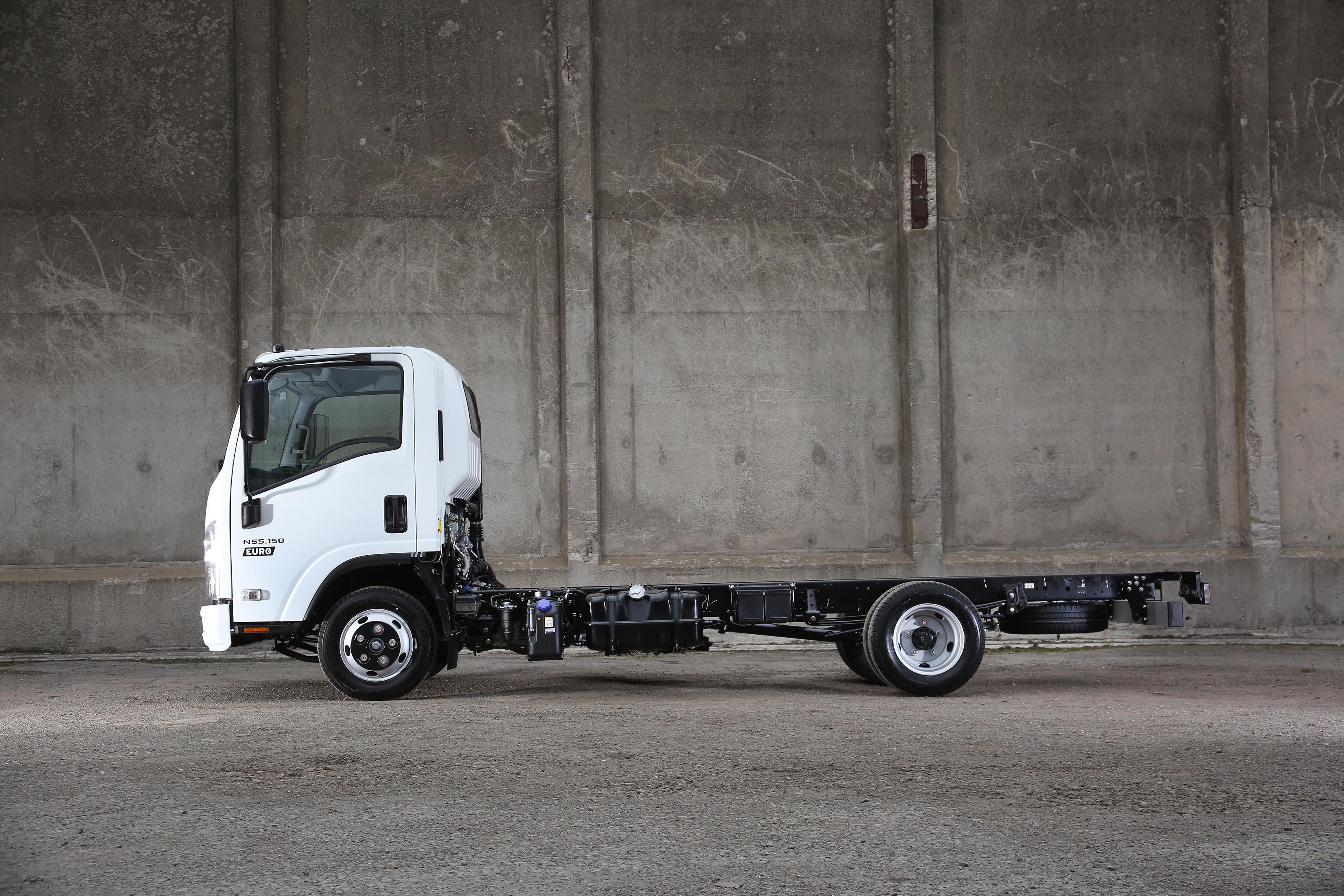 7.5 tonne Truck from Isuzu