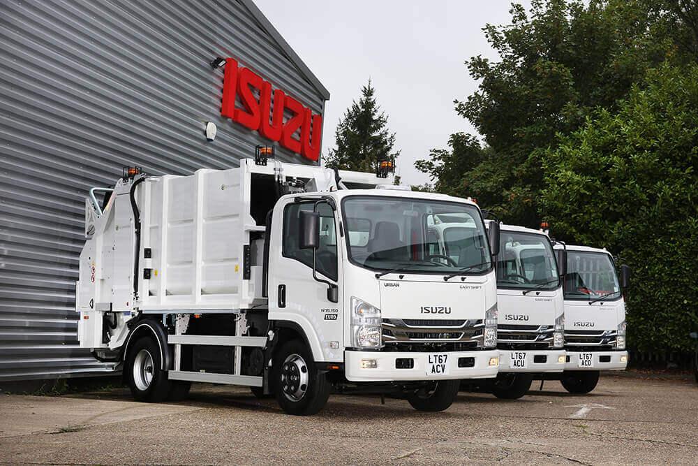 Riverside 7.5 tonne Trucks