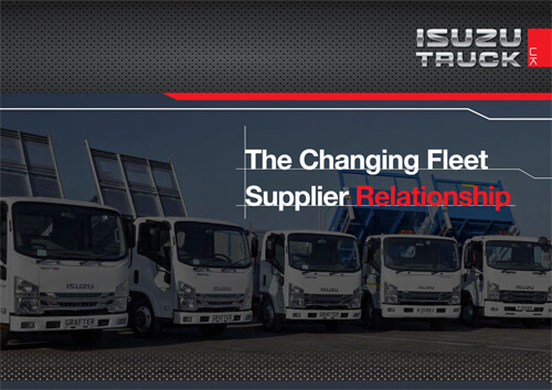 Cover - The Changing Fleet Supplier Relationship
