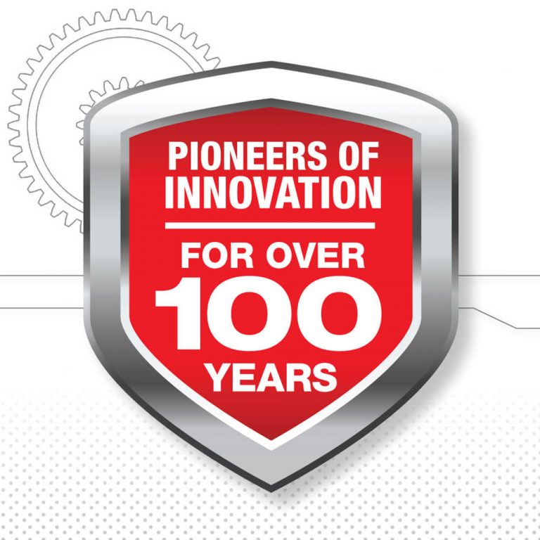 Isuzu truck: Pioneers of innovation for over 100 years logo