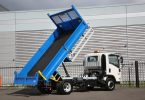 7.5 tonne Tipper Truck from Isuzu