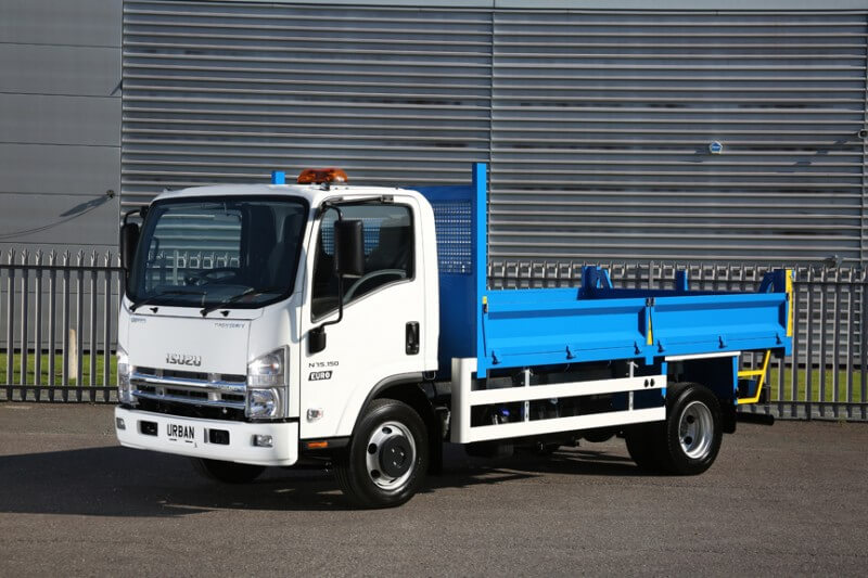 An image of an Isuzu N75.150(E) Tipper