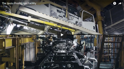 Video: The Isuzu Production Facility